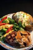 Bistecca di raccordo Immagini Stock