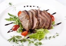 Bistecca di raccordo gastronomica Immagine Stock Libera da Diritti
