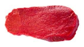 Bistecca di raccordo grezza Fotografie Stock Libere da Diritti