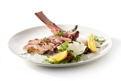 Bistecca Fiorentina Stock Photo