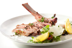 Bistecca Fiorentina Royalty Free Stock Photography