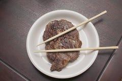 Bistecca giapponese Immagine Stock