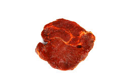 Bistecca grezza del porco Fotografie Stock Libere da Diritti