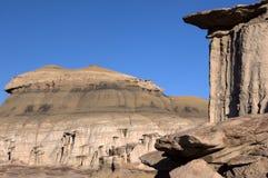 Bisti Badlands, New Mexico, USA Royalty Free Stock Photo