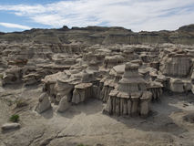 Bisti Badlands Stock Photos