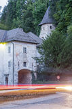 Bistra Castle in Slovenia Royalty Free Stock Photo