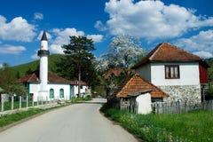 bistrica montenegro 库存图片
