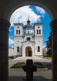 Bistrita Monastery, Romania Royalty Free Stock Photo