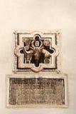 Bistrita Monastery Symbol Stock Image
