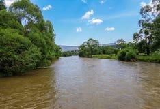 Bistrita rzeka Zdjęcia Stock