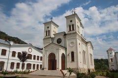 Bistritaklooster, Valcea stock fotografie