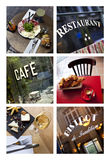 Bistro royalty free stock photography