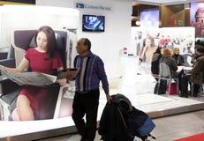 BIT, échange international de tourisme photo libre de droits