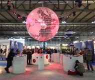 BIT 2013, International Tourism Exchange Stock Images