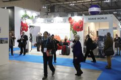 BIT 2013, International Tourism Exchange Royalty Free Stock Images
