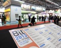 BIT 2013, International Tourism Exchange Stock Images