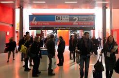 BIT 2013, International Tourism Exchange Royalty Free Stock Photos