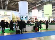 BIT 2013, International Tourism Exchange Stock Photos