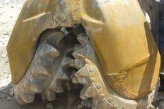 Bit de perfuração do gás natural Fotografia de Stock Royalty Free