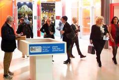 BIT, International Tourism Exchange Royalty Free Stock Photo