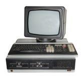 8-Bit-Personal-Computer Produktions-Jahre 1984-1989 Stockfotos