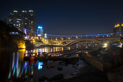 Bitan Drawbridge Royalty Free Stock Images