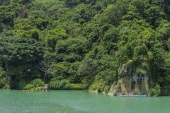 Bitan Scenic Area with beautiful rivers Stock Photos