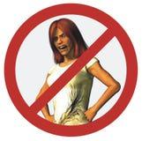 bitching αριθ. Στοκ φωτογραφίες με δικαίωμα ελεύθερης χρήσης