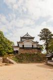 Bitchu Matsuyama (Takahashi) slott, Takahashi stad, Japan Arkivbild