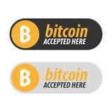 Bitcoin Ψηφιακό αγρόκτημα μεταλλείας Cryptocurrency Έμβλημα τεχνολογίας Στοκ φωτογραφίες με δικαίωμα ελεύθερης χρήσης