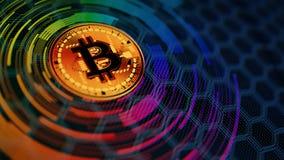 Bitcoin минируя абстрактную предпосылку