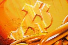 Bitcoin Stock Foto's
