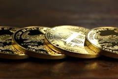 Bitcoin Στοκ Εικόνες