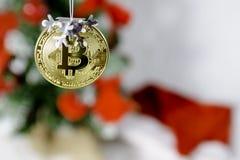 Bitcoin Lizenzfreie Stockfotos