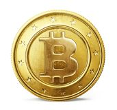 Bitcoin Royalty Illustrazione gratis