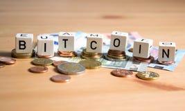 Bitcoin 图库摄影