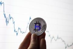 Bitcoin Stock Afbeelding