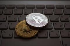 Bitcoin Stock Afbeeldingen