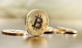 Bitcoin Imagen de archivo