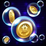 Bitcoin бесплатная иллюстрация