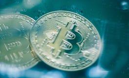 Bitcoin 1 Стоковые Изображения