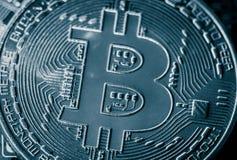 Bitcoin 3 Стоковые Изображения RF