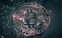 Bitcoin 4 Стоковое фото RF