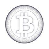 Bitcoin Стоковая Фотография