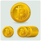 Bitcoin lizenzfreie abbildung