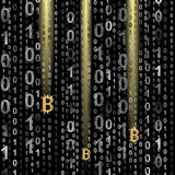 Bitcoin Immagini Stock