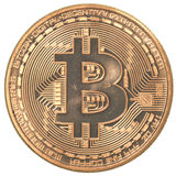 Bitcoin Royalty Free Stock Photo