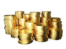 Bitcoin Fotografia de Stock