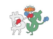 Bitcoin иллюстрация вектора