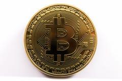 Bitcoin Fotografia de Stock Royalty Free